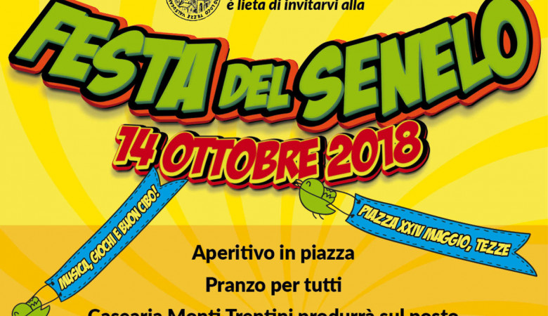 Festa Del Senelo 2018