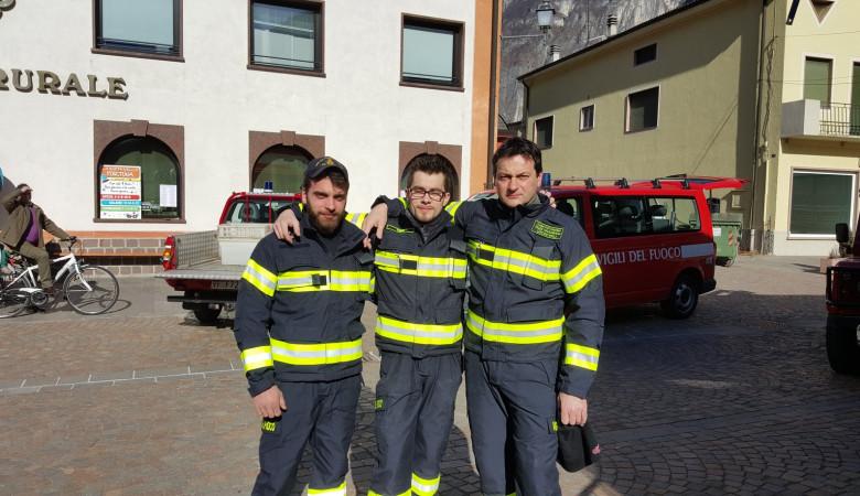 Pompieri alla Bigolada 2016 galleria